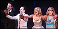 Honeymoon in Vegas, Starring Rob McClure, Brynn O'Malley and Tony Danza, Opens on Broadway; Red