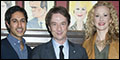 It's Only a Play Welcomes Martin Short, Katie Finneran and Maulik Pancholy to the Party