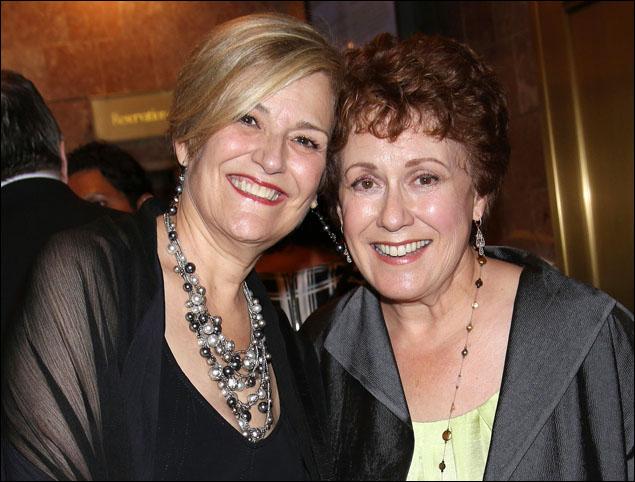 Karen Mason and Judy Kaye