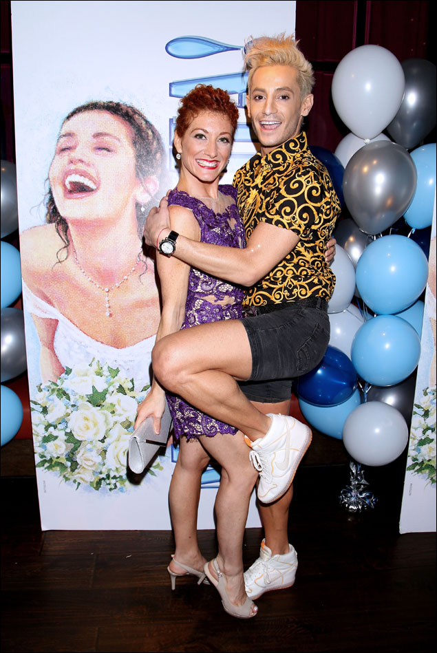 Allyson Carr and Frankie James Grande