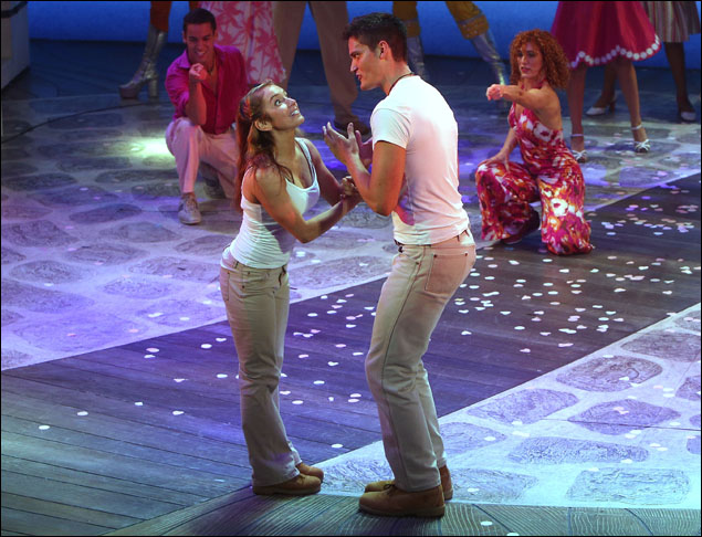 Elena Ricardo and Jon Jorgenson