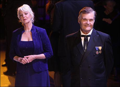 Jane Alexander and Fred Willard