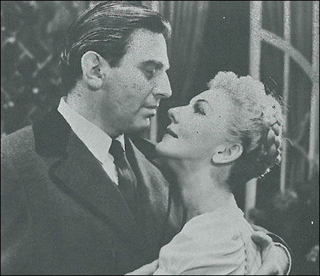 Mary Martin and Theodore Bikel in the original Broadway production