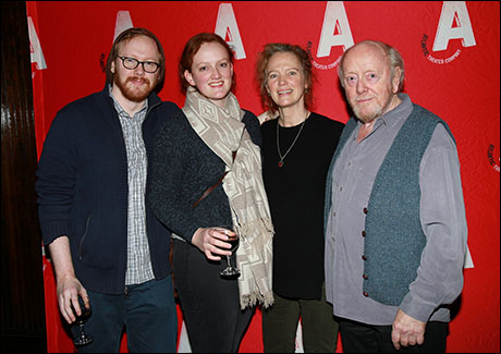 Peter Maloney and Family