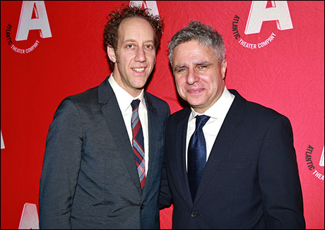 Joey Slotnick and Neil Pepe
