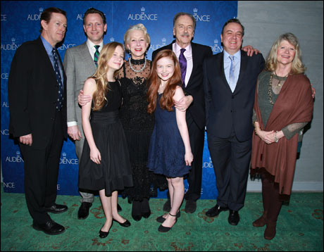 Dylan Baker, Rufus Wright, Helen Mirren, Michael Elwyn, Richard McCabe, Judith Ivey, Elizabeth Teeter and Sadie Sink