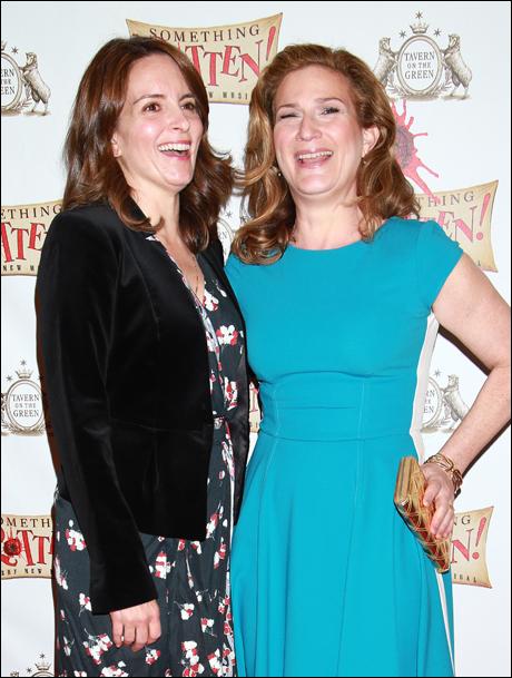 Tina Fey and Ana Gasteyer