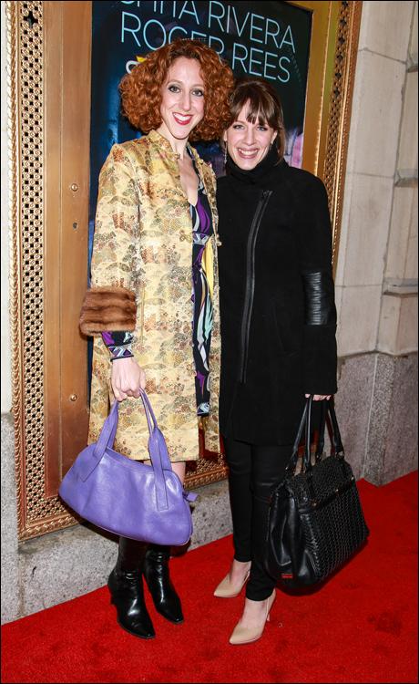 Alison Cimmet and Jessie Mueller