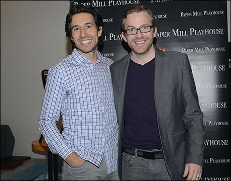 Josh Rhodes and Eric Ankrim