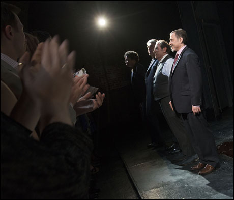 Portia, Vincent Pastore, David Proval, David Deblinger