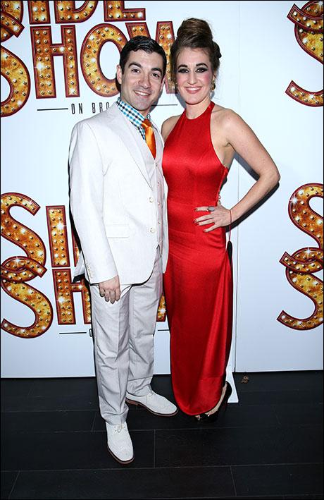Javier Ignacio and Hannah Shankman