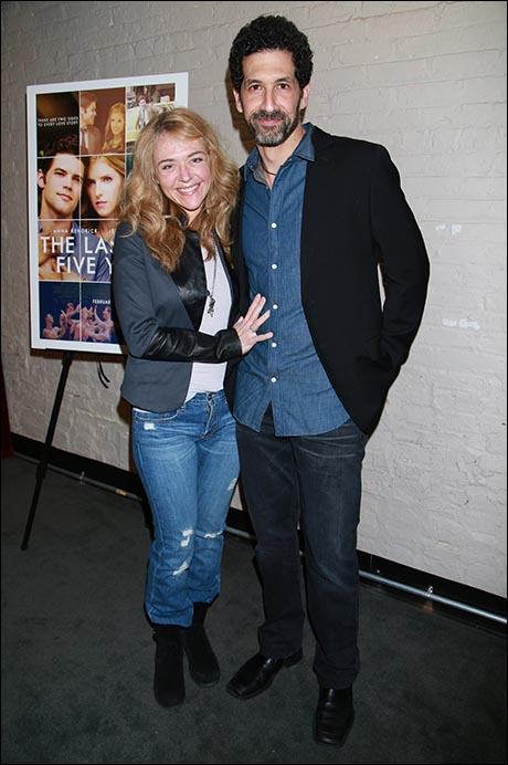Rachel Bay Jones and Benim Foster