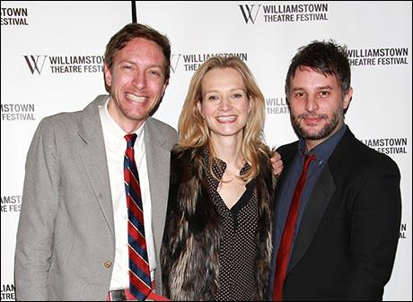 Michael Friedman, Bess Wohl and Trip Cullman