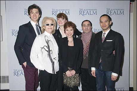 Devin Norik,  Suzanne Bertish, Colby Minifie, Cheryl Stern, Steven Rattazzi and Jon Norman Schneider