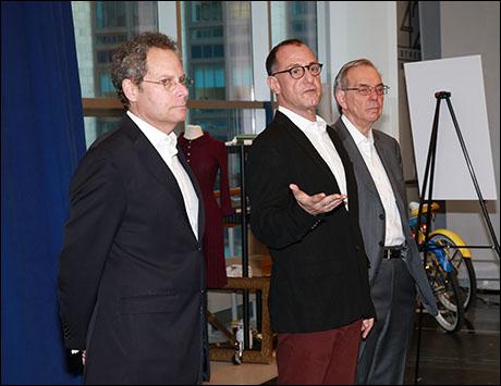 Van Kaplan, Stuart Oken and Roy Furman
