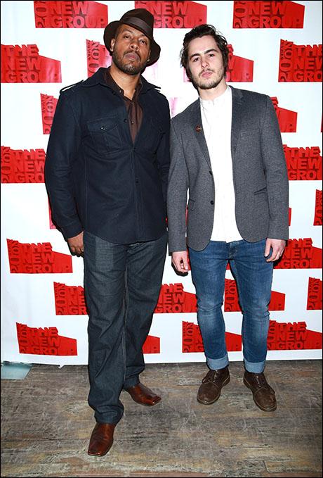 Morocco Omari and Ben Schnetzer