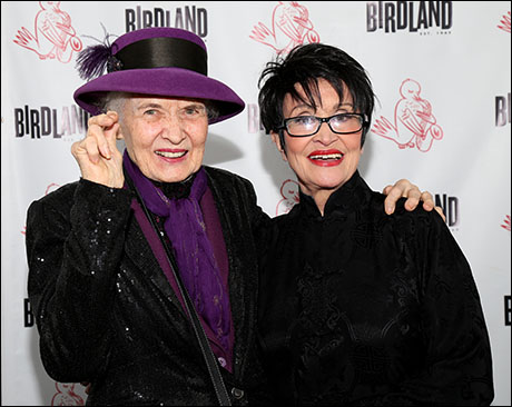 Julie Wilson and Chita Rivera