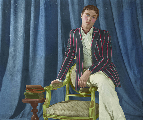 Finn Wittrock as Dandy Mott