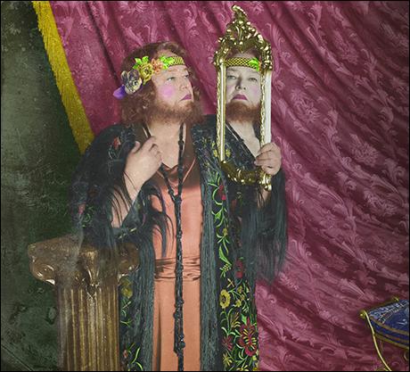 Kathy Bates as Ethel Darling