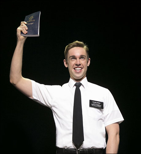 Rouleau has starred in the Chicago, Broadway and West End productions of The Book of Mormon