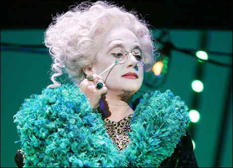 Kane has also appeared onstage in Wicked