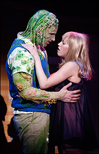 Chase starred in the Off-Broadway premiere of The Toxic Avenger