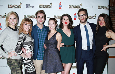 Amanda Kloots, Vanessa Sonon, Sean McGee, Beckley Andrews, Mackenzie Bell, Adam Roberts and Synthia Link