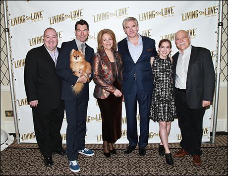 Blake Hammond, Jerry O'Connell, Renée Fleming, Douglas Sills, Anna Chlumsky and Scott Robertson