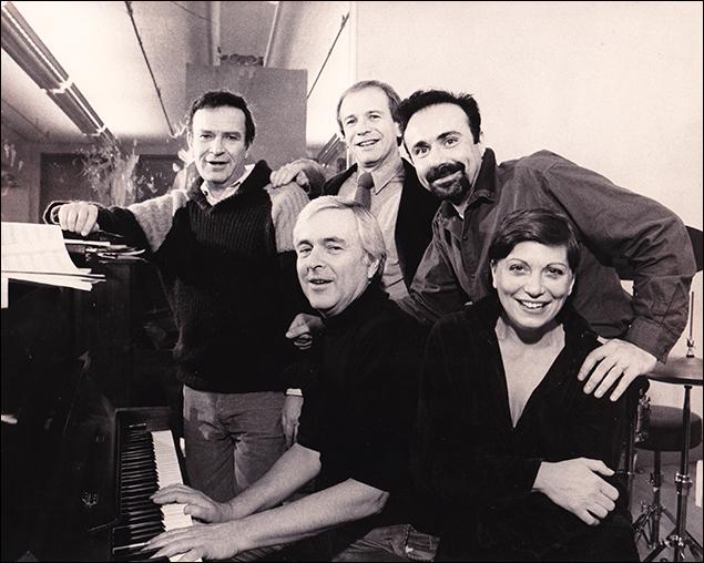 Fred Ebb, Terrence McNally, A.J. Antoon, John Kander, Graciela Daniele