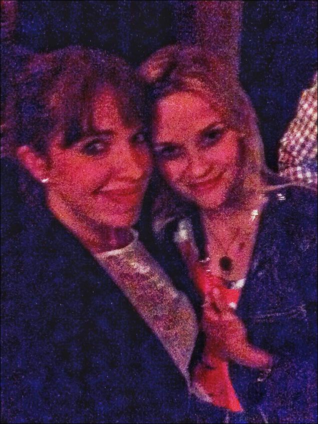 Kate Pazakis, Reese Witherspoon