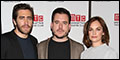 Broadway Constellations Stars Jake Gyllenhaal and Ruth Wilson Meet the Press