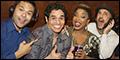 See Ann Harada, Arielle Jacobs, Jose Llana, Ali Ewoldt Join the Aladdin Family to Celebrate Adam Jac