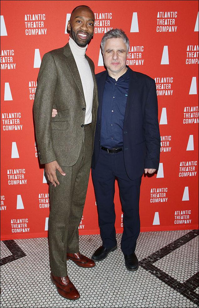 Steve Broadnax and Neil Pepe
