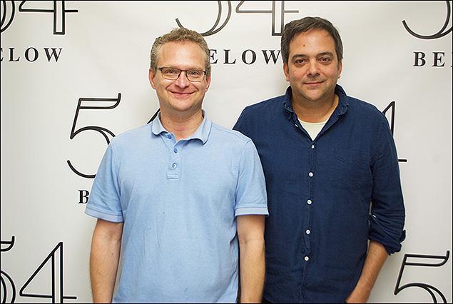 David Javerbaum and Adam Schlesinger