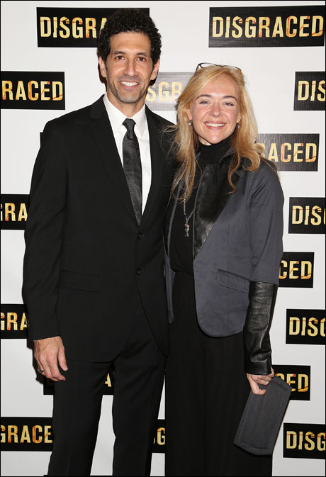 Benim Foster and Rachel Bay Jones