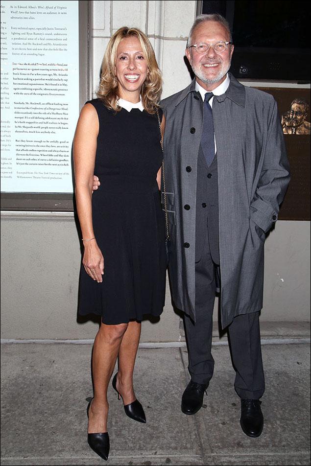 Amanda Green and Walter Bobbie