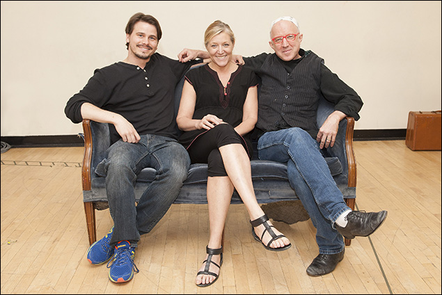 Jason Ritter, Mary McCann, Arliss Howard