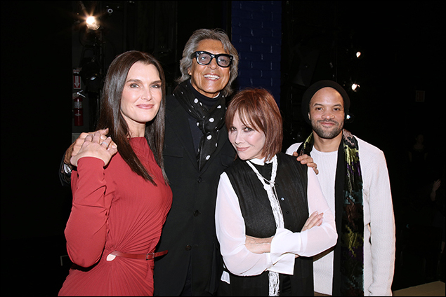 Brooke Shields, Tommy Tune, Michele Lee and Savion Glover