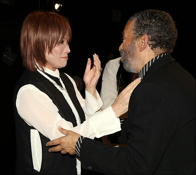 Michele Lee and Maurice Hines