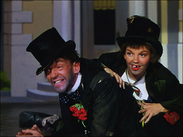 "Fred Astaire and Judy Garland in ""Easter Parade"""
