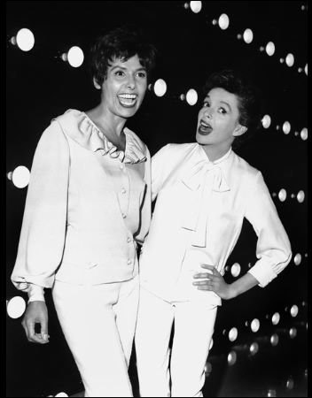 """Judy Garland and Lena Horne on """"The Judy Garland Show"""""""