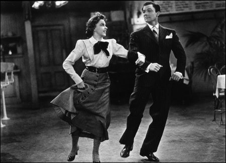 "Judy Garland and Gene Kelly in ""For Me and My Gal"""
