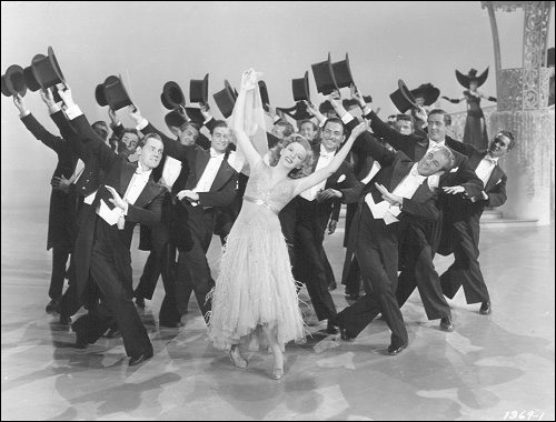 """Judy Garland in """"Till the Clouds Roll By"""""""