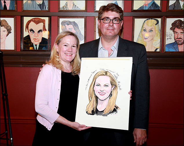 Kathleen Marshall and Scott Landis