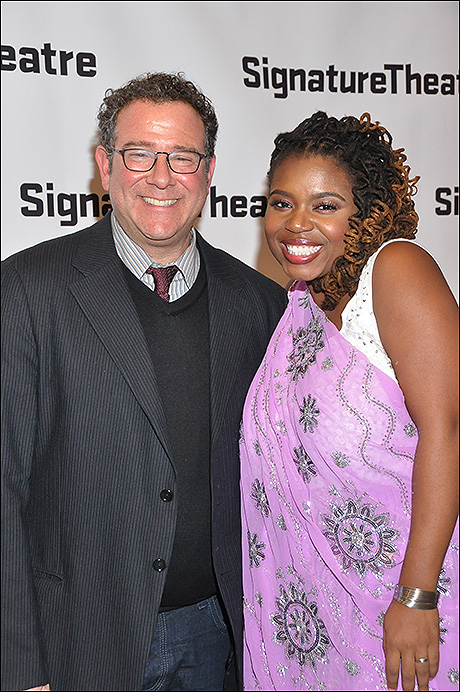 Michael Greif and Katori Hall