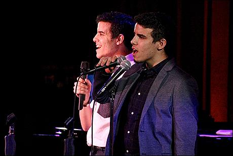 Jacob Guzman and David Guzman