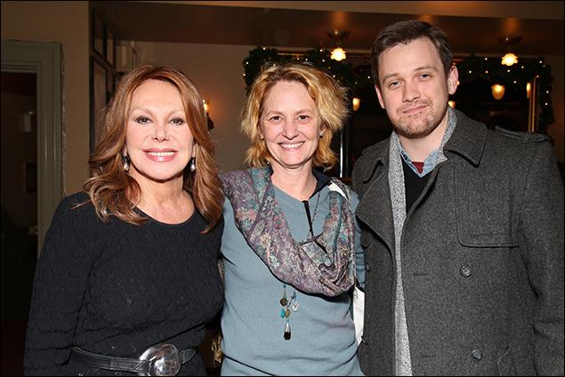 Marlo Thomas, Melissa Leo and Michael Arden