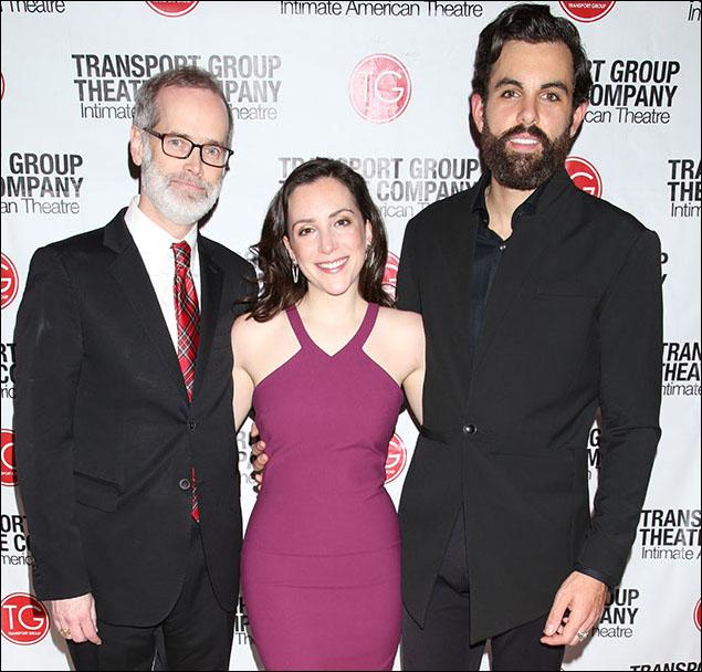 Jack Cummings III, Jessica Fontana and Zak Resnick