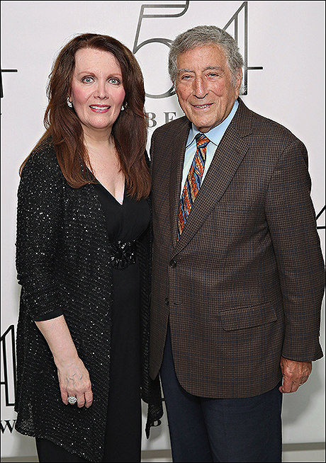 Maureen McGovern and Tony Bennett