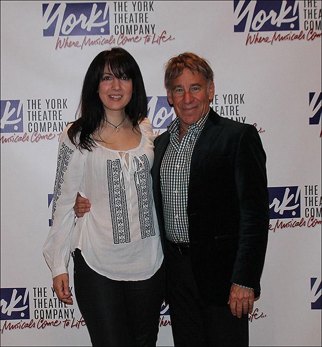 AnnMarie Milazzo and Stephen Schwartz